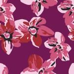 Virágszőnyeg design egyedi szublimált textil méteráruhoz