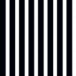 Fekete fehér csíkos design egyedi szublimált textil méteráruhoz