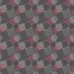 Pink geometria design egyedi szublimált textil méteráruhoz