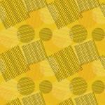 Sárga geometria design egyedi szublimált textil méteráruhoz