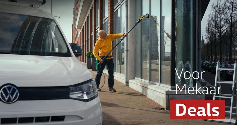 Volkswagen Caddy Cargo Voor Mekaar Deals