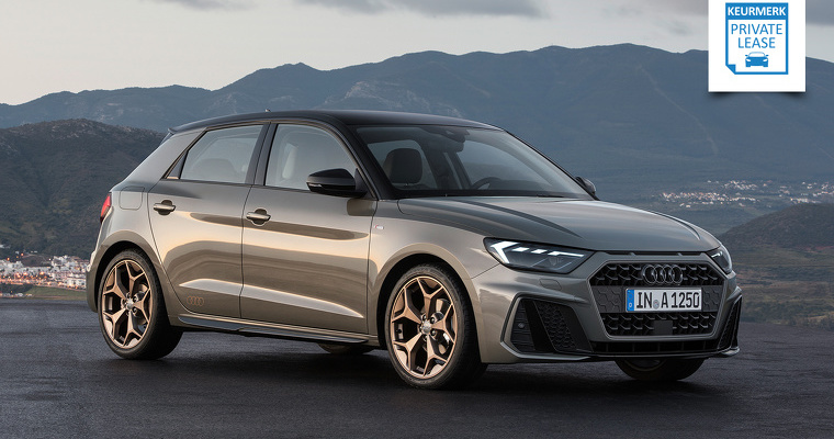 Audi A1 Sportback Private Lease actie