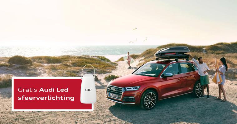 Klaar voor de zomer met de Audi Zomercheck