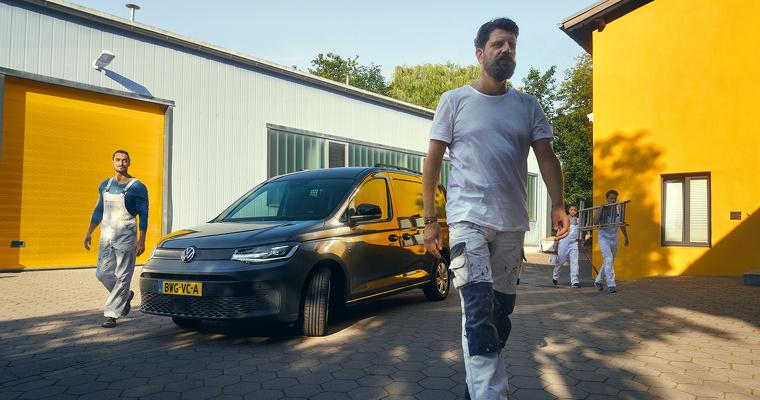 Doe de Zomercheck voor Volkswagen Bedrijfswagens
