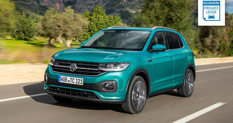 Volkswagen T-Cross Private Lease Actie