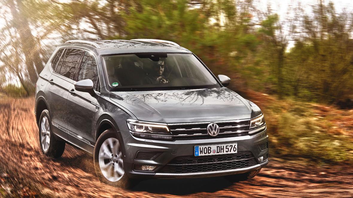 Volkswagen Tiguan Allspace Voorraad Actie