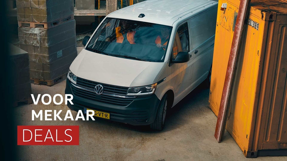 Volkswagen Transporter 6.1 Voor Mekaar Deals