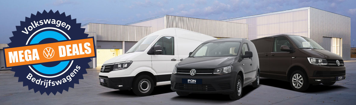 Volkswagen Bedrijfswagens Occasion Actie