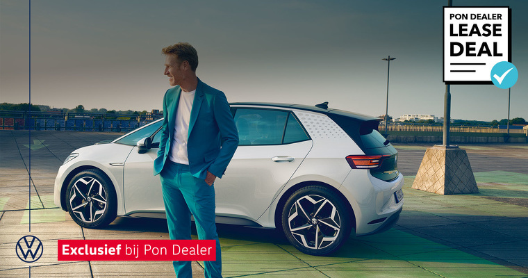 Volkswagen ID.3 leasen bij Pon Dealer