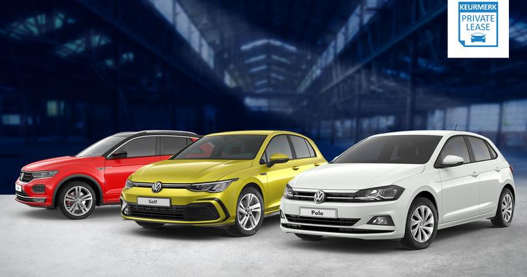 Volkswagen Private Lease actie