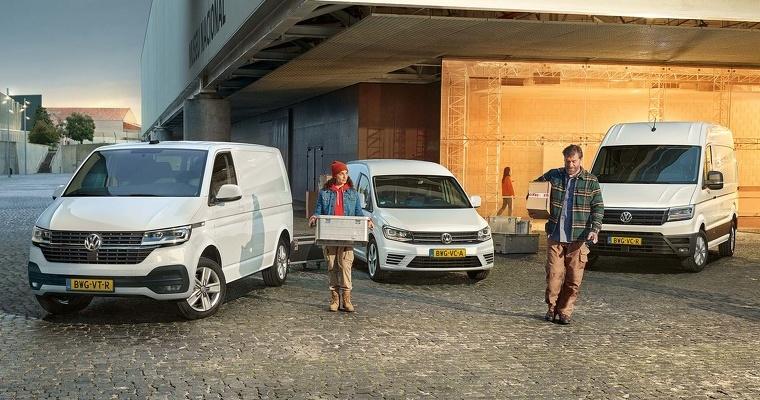 Volkswagen Bedrijfswagens inruilvoordeel bij Pon Dealer