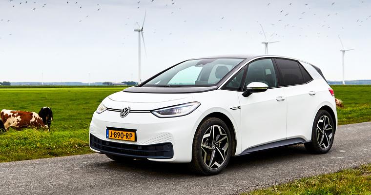 Volkswagen ID.3 Financial Lease actie bij Pon Dealer