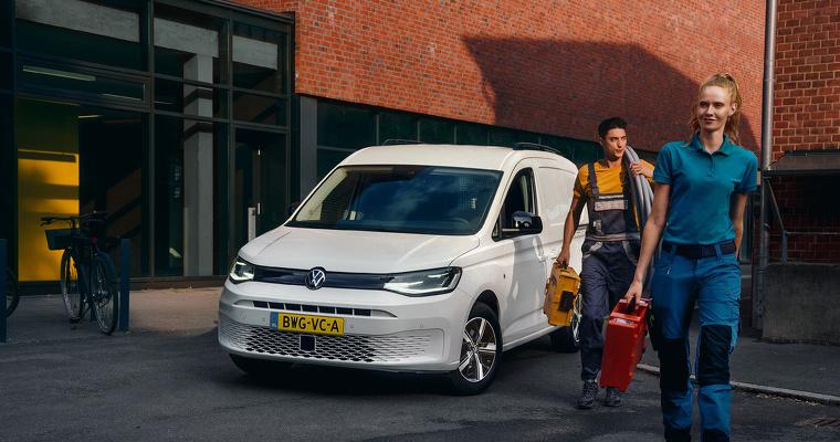 Volkswagen Caddy Cargo introductie-aanbieding