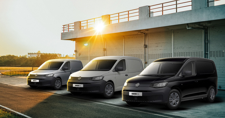 Volkswagen Caddy Cargo Economy Business Voorraadactie