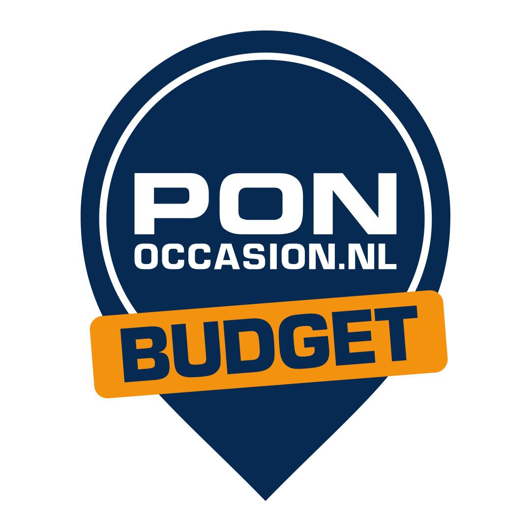 BUDGET occasions bij Pon Dealer