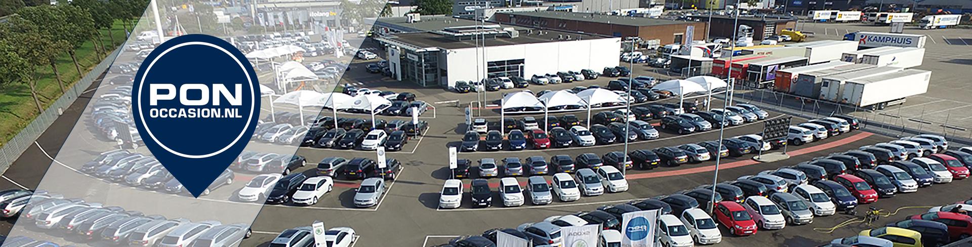 Volkswagen occasion kopen bij Pon Occasion in Barneveld