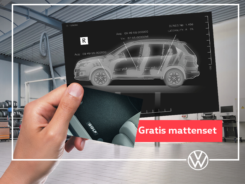 Volkswagen Occasioncheck bij Pon Dealer