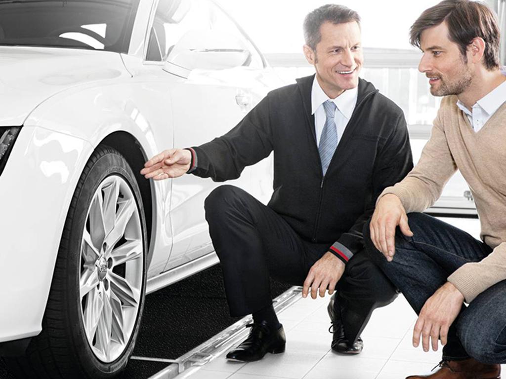 Audi LongLife onderhoud bij Pon Dealer
