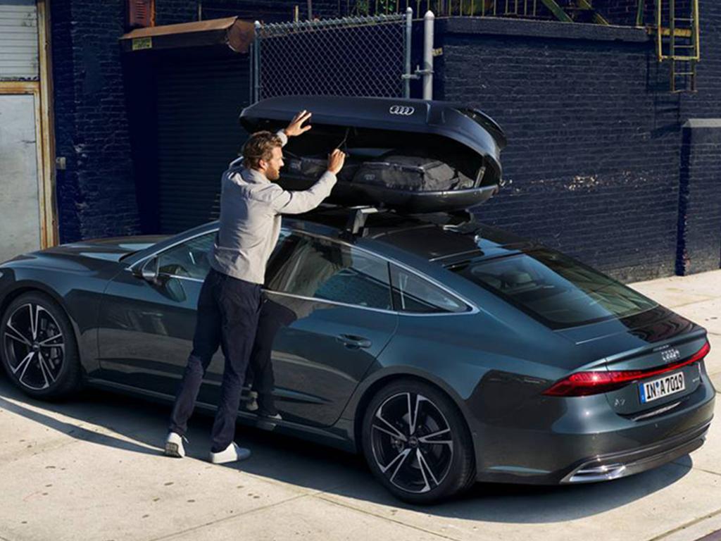 Audi accessoires bij Pon Dealer