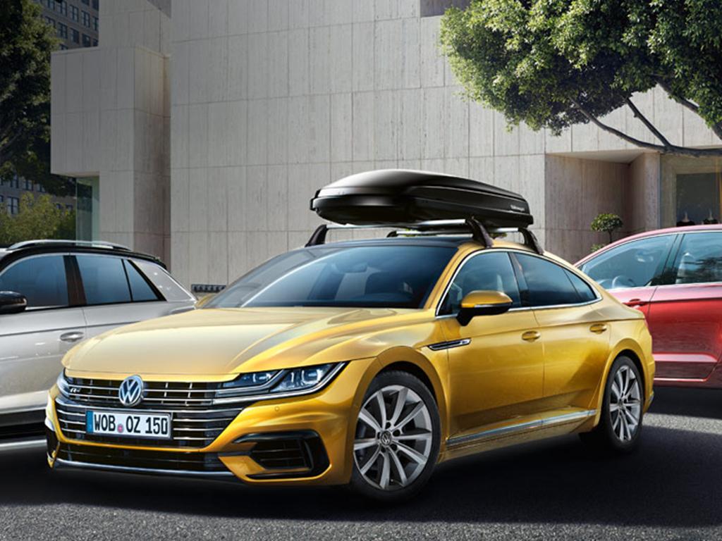 Volkswagen accessoires bij Pon Dealer