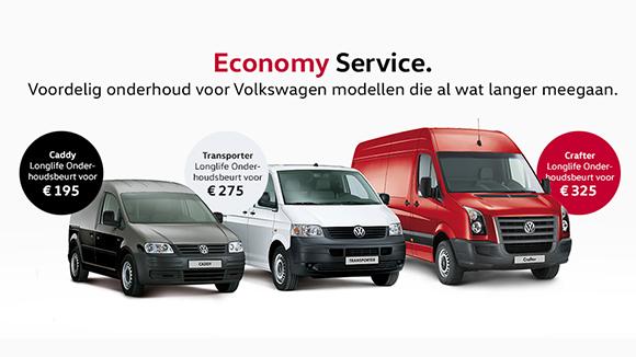 Volkswagen Bedrijfswagens Economy Service