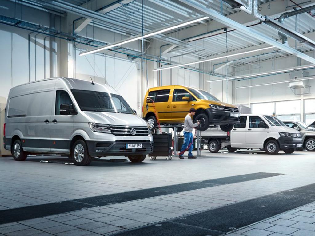 Volkswagen Bedrijfswagens Long Life Onderhoud
