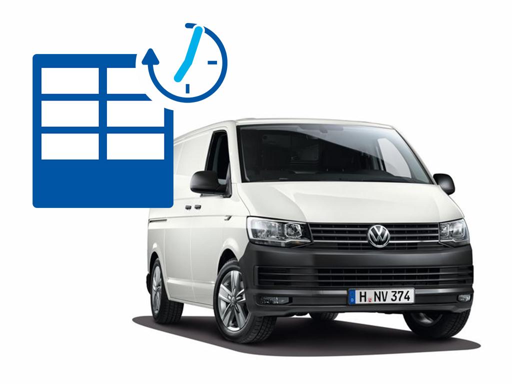 Volkswagen Bedrijfswagens Flexibele Openingstijden