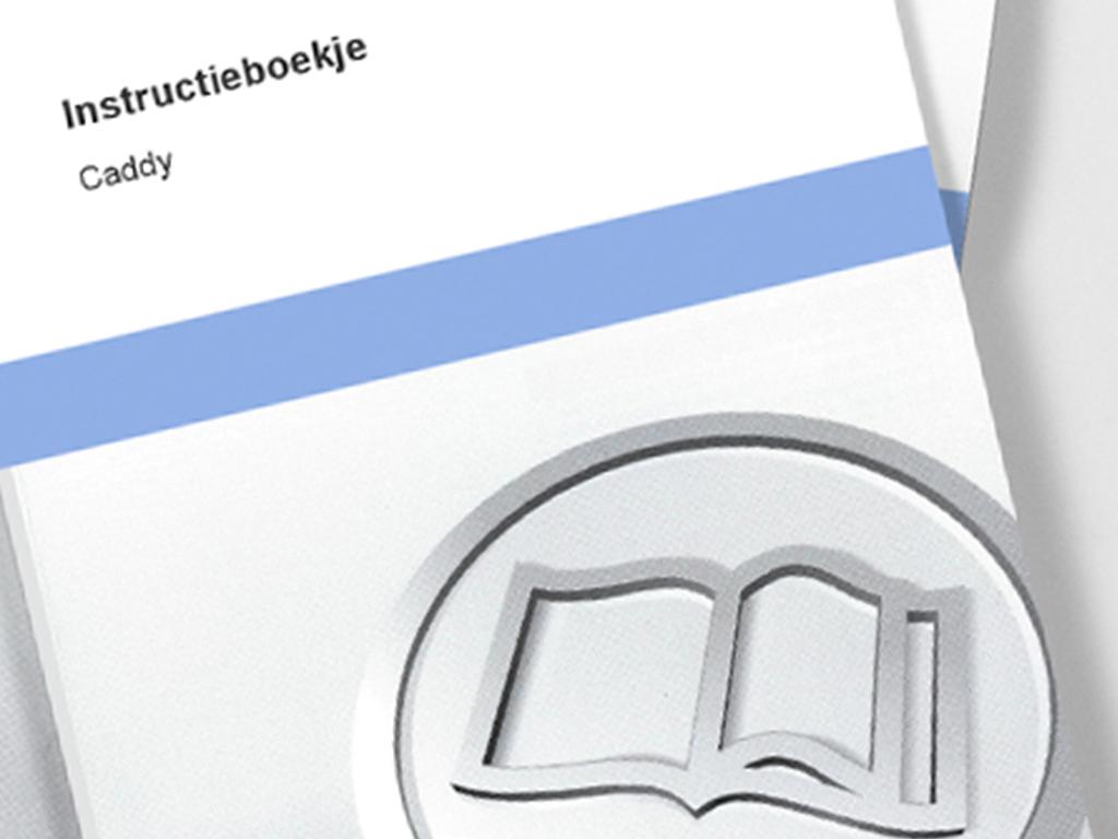 Volkswagen Bedrijfswagens Instructieboek