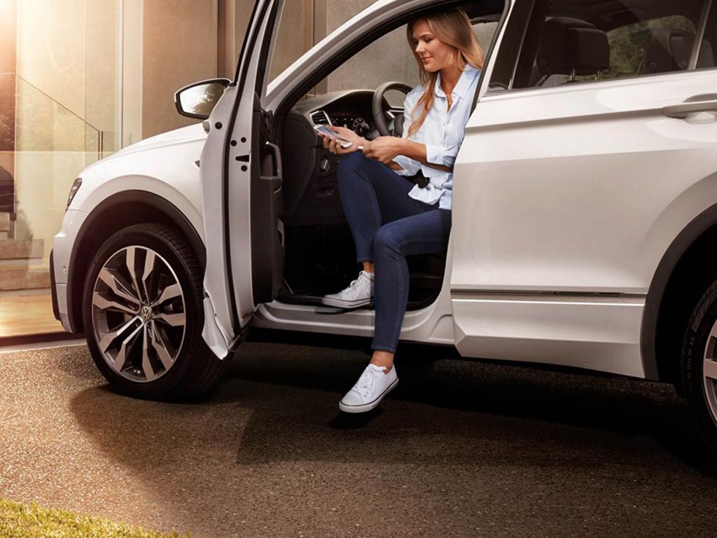 Volkswagen CarNet