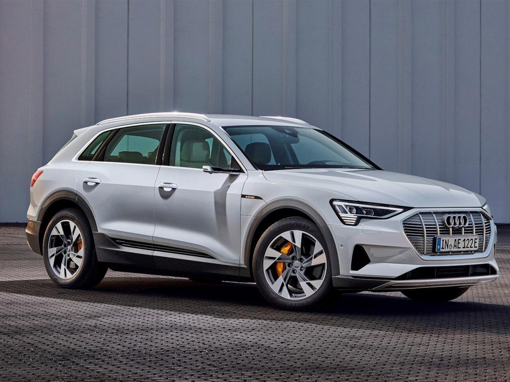 Audi E-tron_50 Quattro