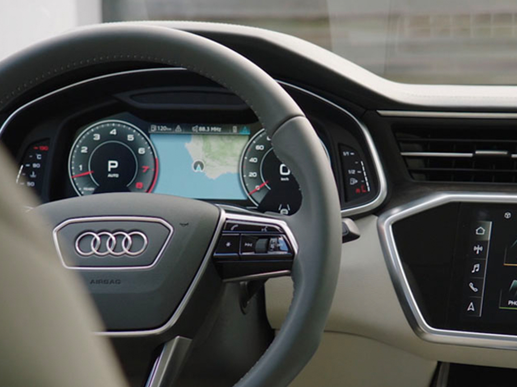 Audi A6 Avant MMI navigatie plus