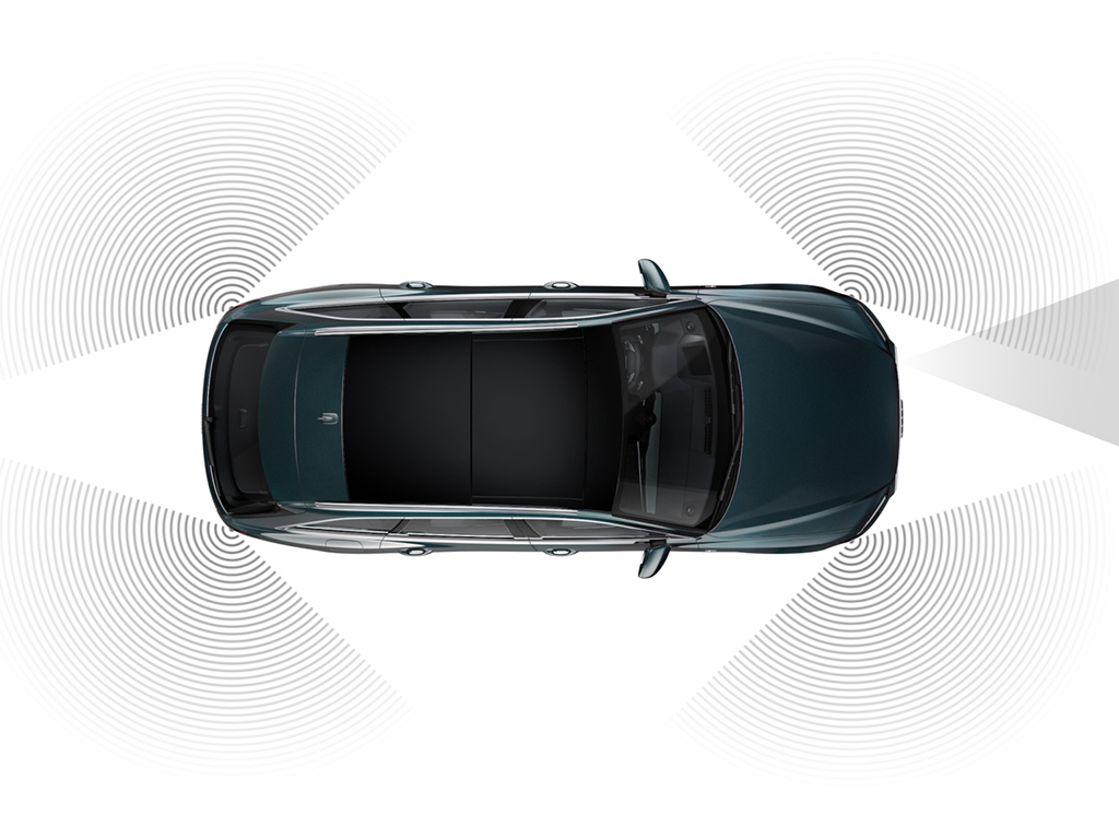 Audi A6 Avant - Sensoren