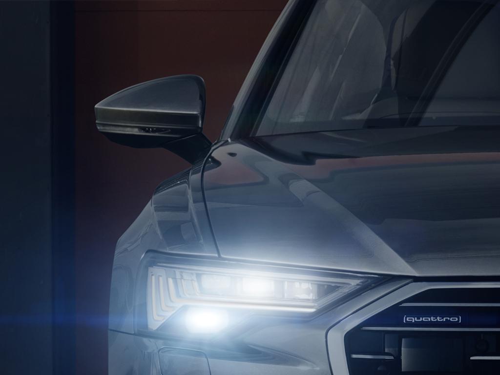 Audi A6 Avant Matrix LED verlichting