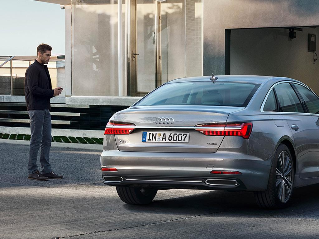 Audi A6 Limousine Audi Connect Key