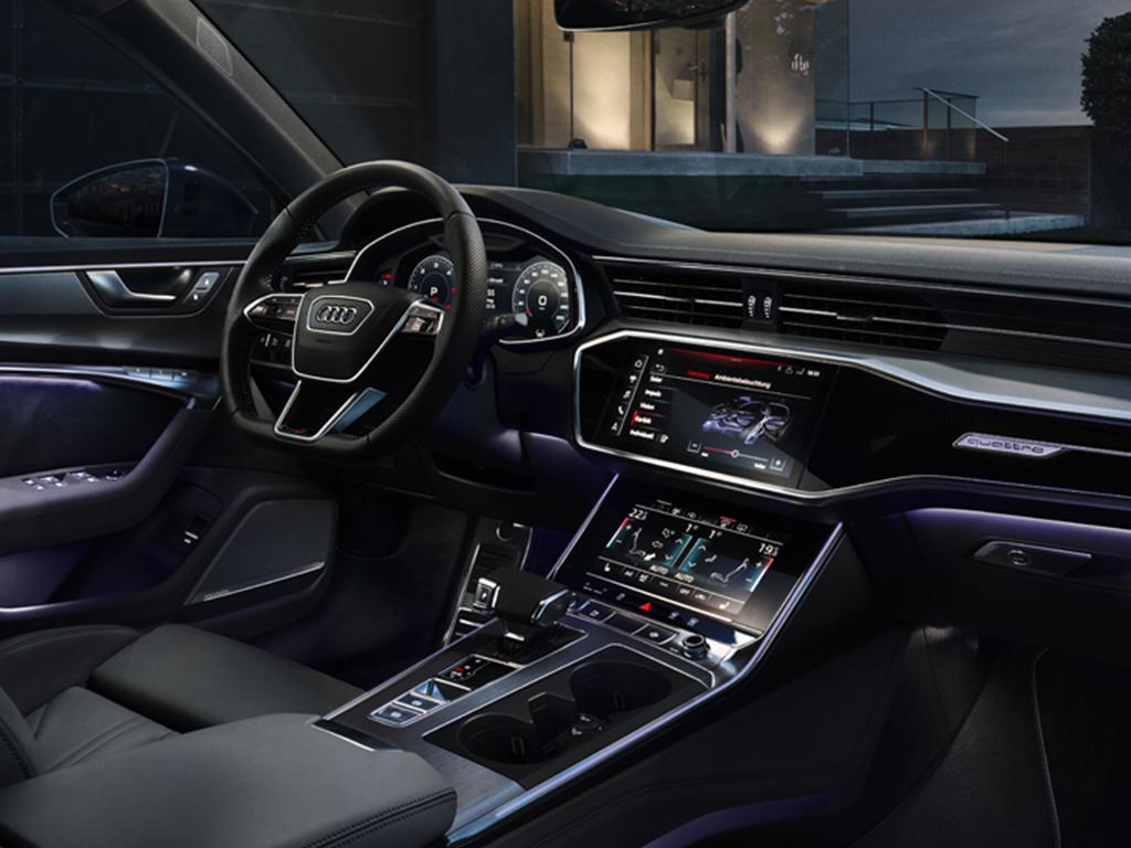 Audi A6 Limousine interieur verlichting