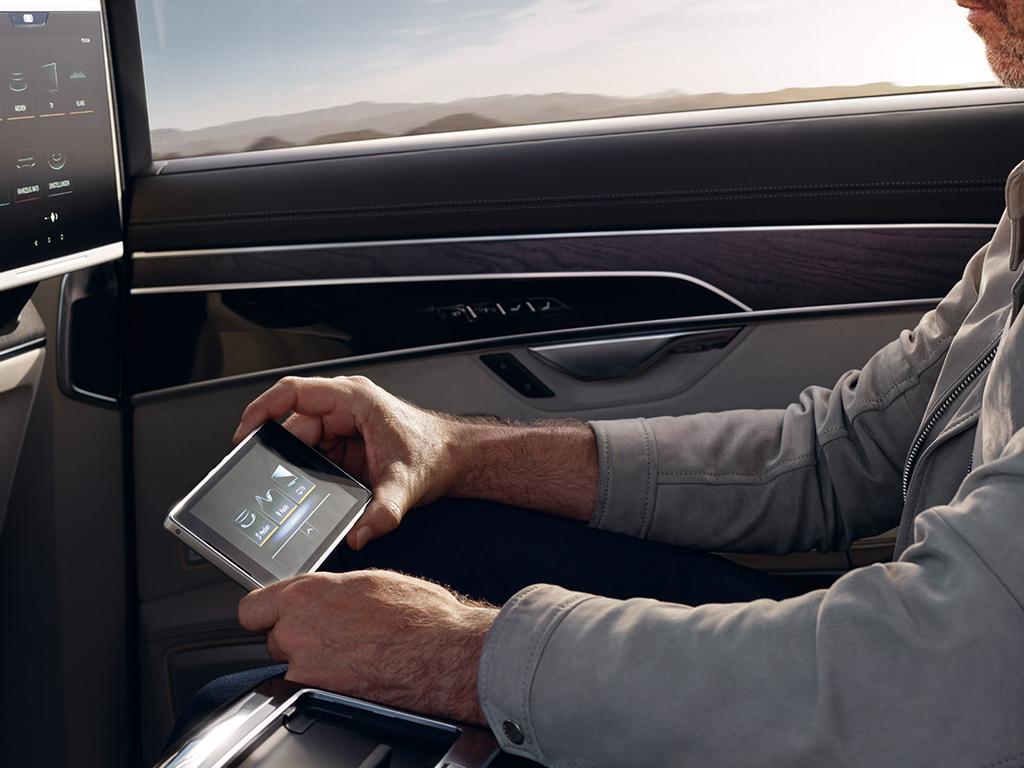 Audi A8 L Rear Seat Remote