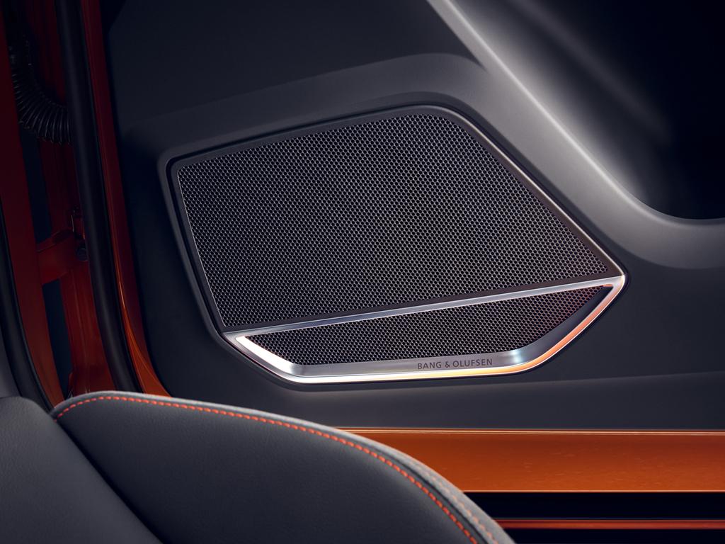 De nieuwe Audi Q3 - Bang en Olufsen Soundsystem