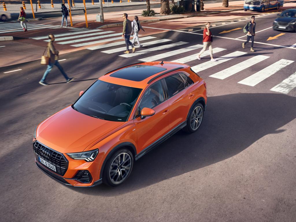 De nieuwe Audi Q3 - Comfort en veiligheid