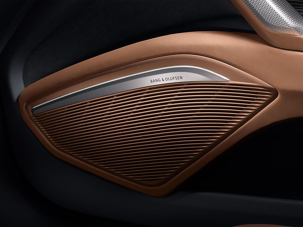 Audi TT Coupe - Bang en Olufsen Soundsystem