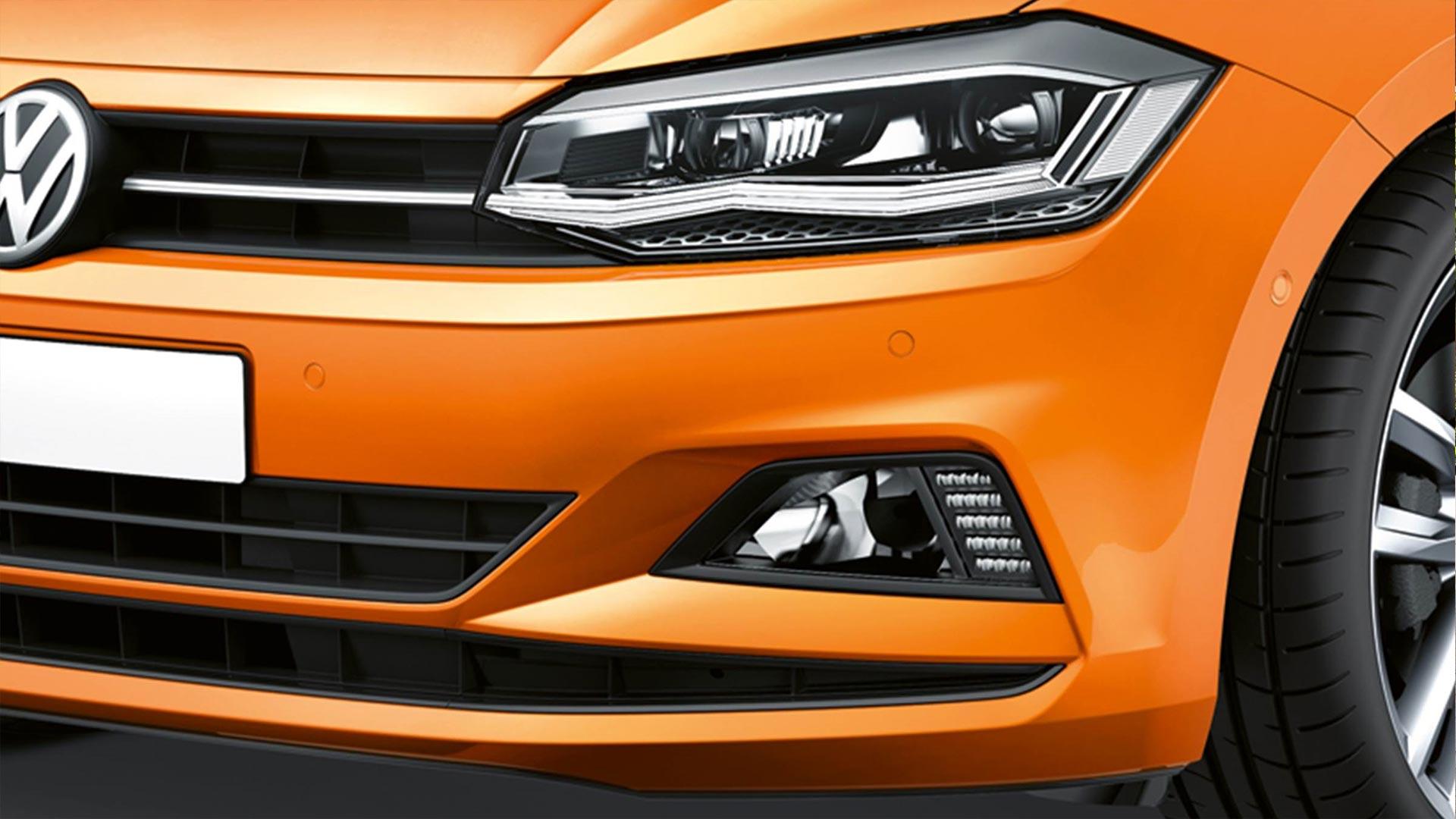 Volkswagen Polo Comfortline - Mistlampen