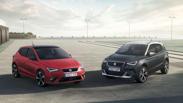 Vernieuwde SEAT Ibiza en SEAT Arona nu te bestellen (1)