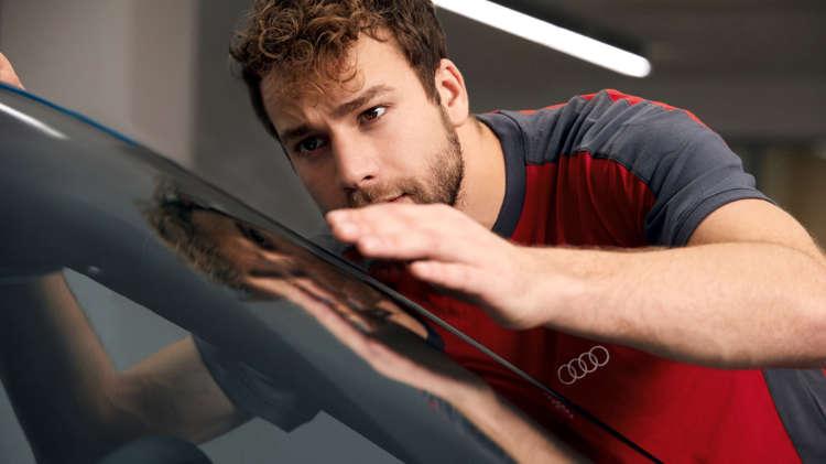 Audi Occasioncheck visual