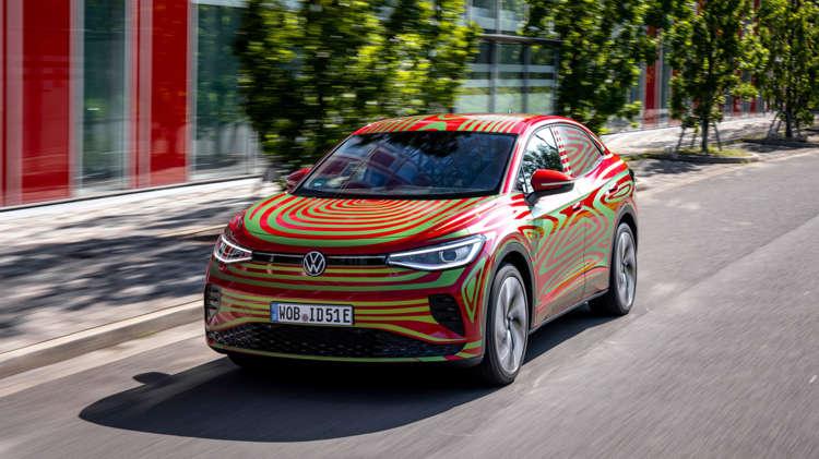 Volkswagen ID5 wordt binnenkort onthuld (13)