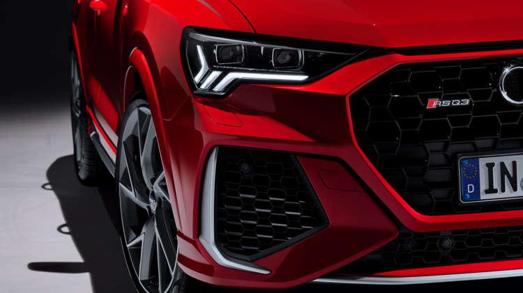 Audi RS Q3 en RS Q3 Sportback 11