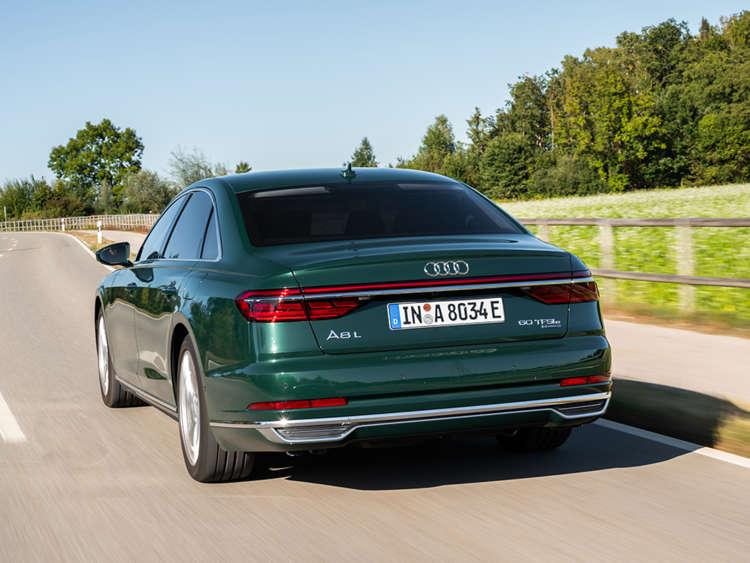Audi A8 plug-in hybrid 6