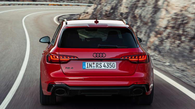 Vernieuwde Audi RS 4 Avant nu te bestellen 2