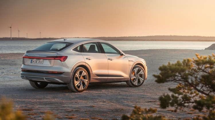 En dat is twee! Audi e-tron Sportback 1