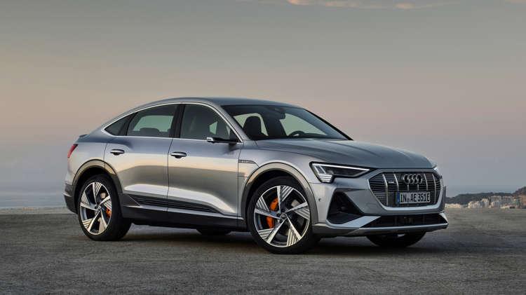 En dat is twee! Audi e-tron Sportback 9