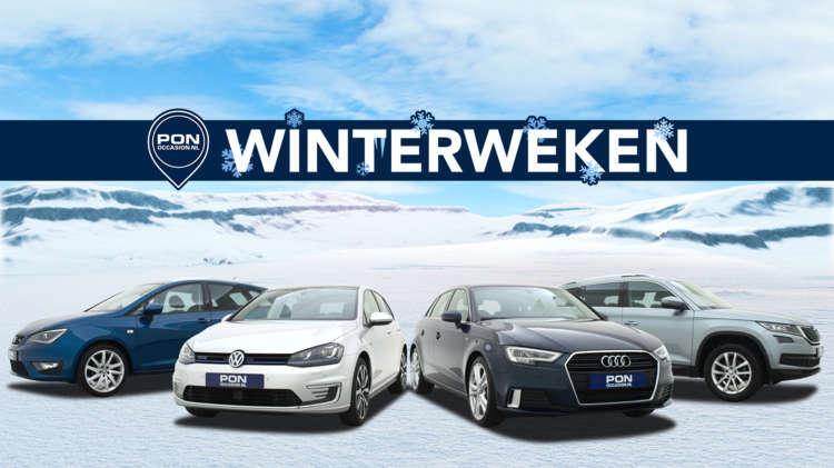 Pon Occasion Winterweken Hoofdvisual