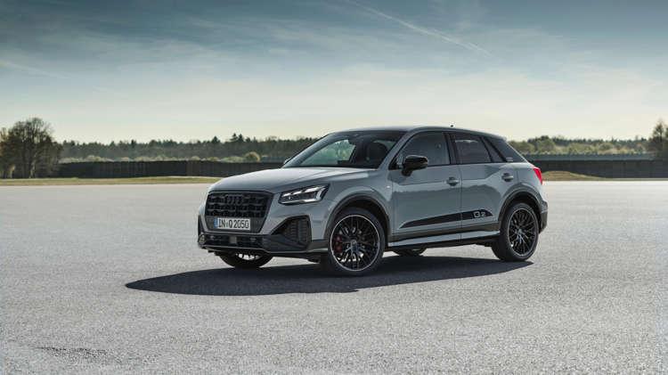 Vernieuwde Audi Q2 7